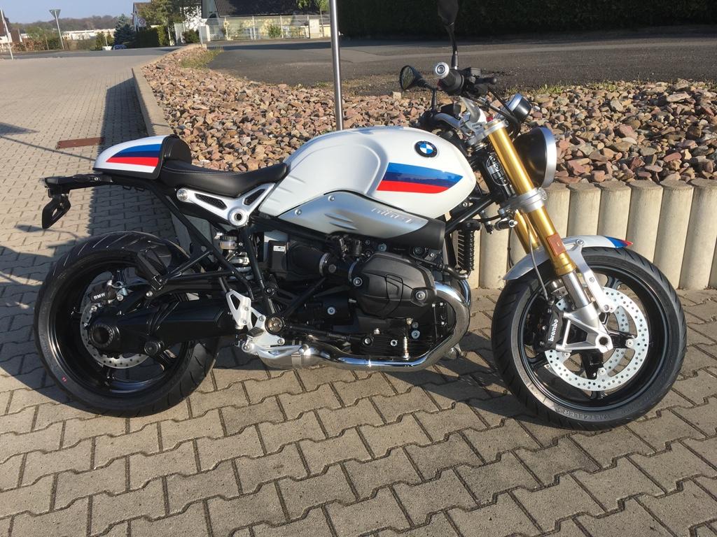 RnineT Edition Motorsport - Motorrad Weihe, Ihr größter